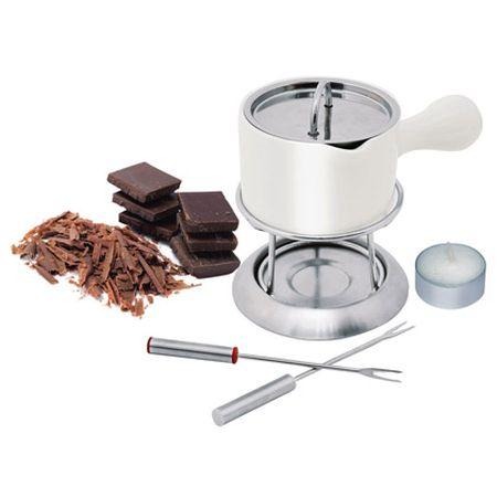 IRIS csokoládé fondü készlet