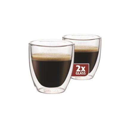 MAXXO Thermo Espresso pohár (2db/csomag)