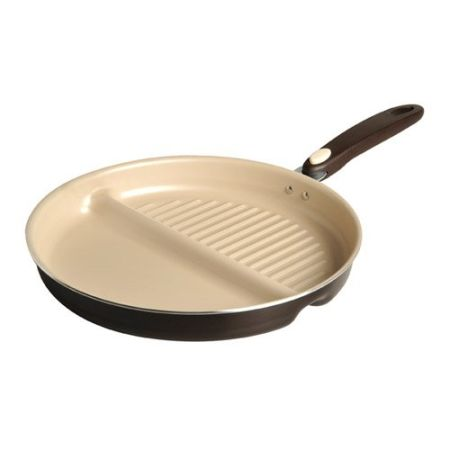 RAVELLI Happy Cooking ham&eggs serpenyő (26 cm)