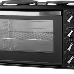 ECG ET 3031 Black mini sütő