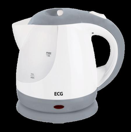 ECG RK 1210 szürke-fehér vízforraló