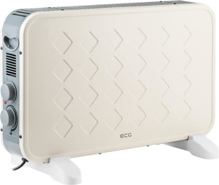 ECG TK 2030 meleglevegős konvektor fehér