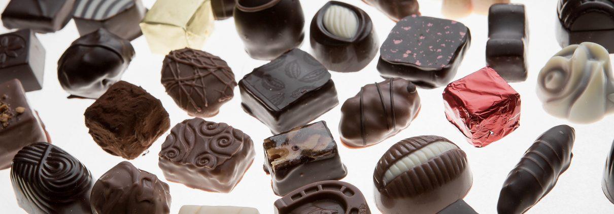 Csokoládé bonbon készítés otthon
