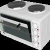 ECG ET 3333 White mini sütő