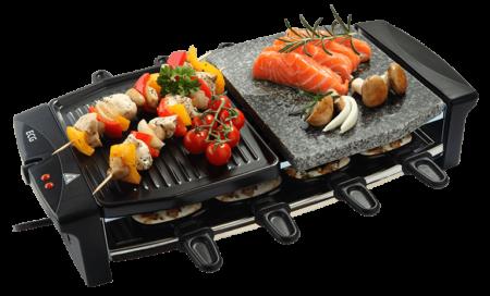 ECG RG 520 Raclette grill