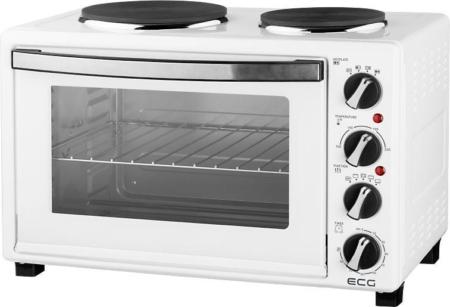 ECG ET 3031 White mini sütő
